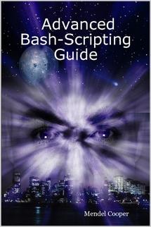 Advanced Bash-Scripting Guide - Free Computer, Programming
