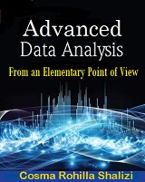 Advanced Data Analysis from an Elementary Point of View