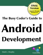 The Busy Coder S Guide To Android Development Free Computer
