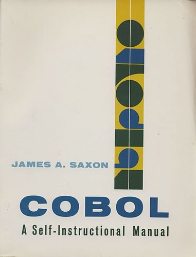 Cobol A Self Instructional Manual  Free Computer Programming