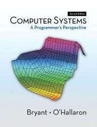 computer systems a programmers perspective 3rd edition pdf free download