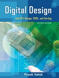 Digital Design with RTL Design, VHDL, and Verilog - Free Computer