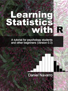 Learning Statistics with R - Free Computer, Programming