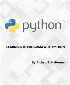 Learning to Program with Python - Free Computer, Programming