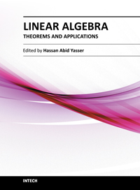 Linear Algebra - Theorems and Applications - Free Computer