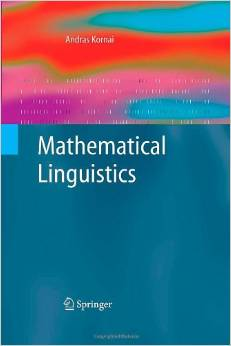 mathematics and linguistics Mathematics quotes from brainyquote, an extensive collection of quotations by famous authors, celebrities, and newsmakers mathematics is the art of giving the same name to different things - henri poincare.