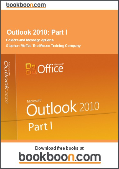 ms outlook tutorial pdf free download