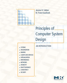 Principles Of Computer System Design An Introduction Free Computer Programming Mathematics Technical Books Lecture Notes And Tutorials