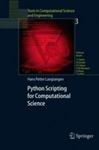 Python Scripting for Computational Science - Free Computer