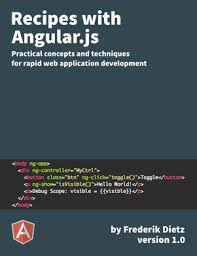 With angularjs ebook download recipes