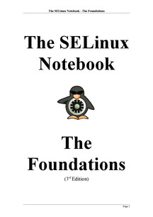 The SELinux Notebook 4th Edition