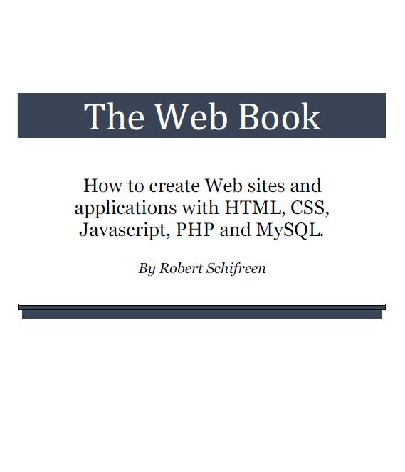 The Web Book